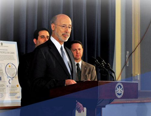 Governor Tom Wolf Visits PCS