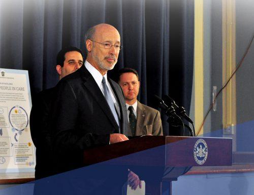 Governor Tom Wolf Visits PCS