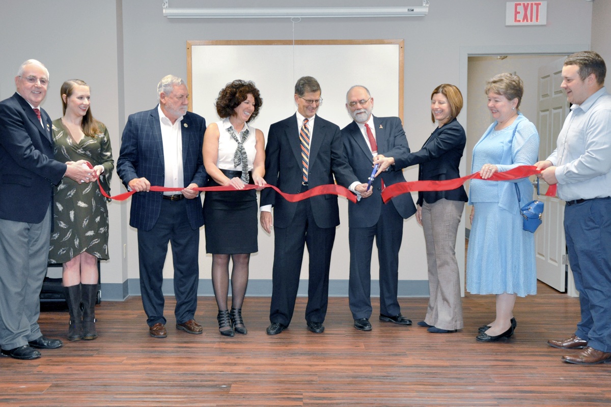 Lebanon County Day Reporting Center Ribbon Cutting